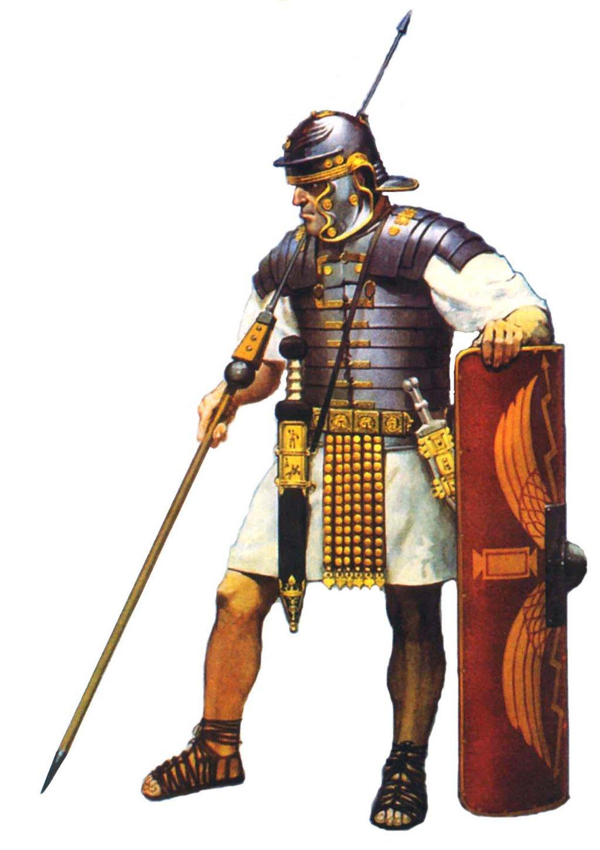 Half Term - Meet a Roman Soldier