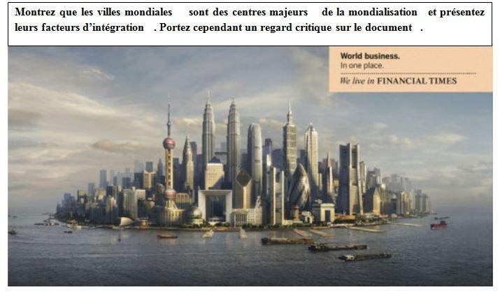 Paris Et Londres Villes Mondiales   Ef Bf Bdme