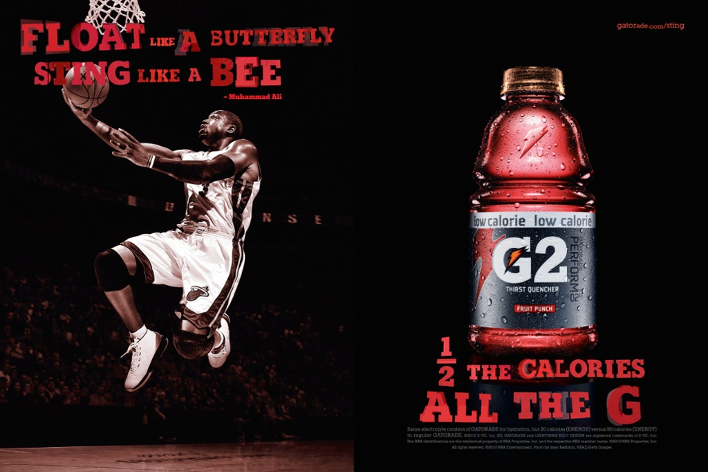 gatorade ads logos ethos pathos ad basketball drink examples g2 advertisement athlete advertising drinks advert male athletes thinglink stereotypical credible