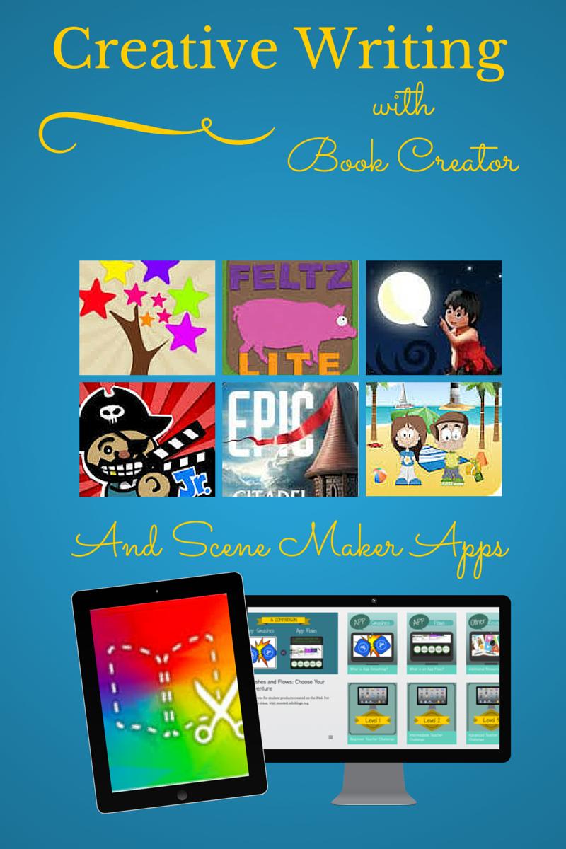 creative writing apps