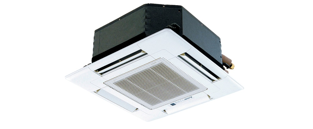 Ceiling Recessed Ductless Air Conditioner