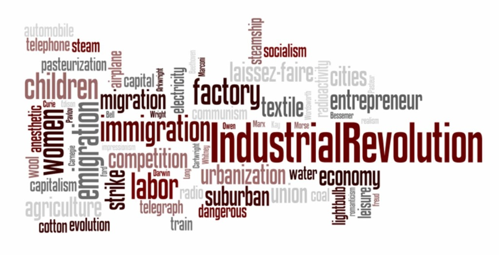 different factors that lead to revolutions The industrial revolution in 18 th century england was a different kind of revolution the development of different technologies allowed the mass production of products for the first time in history, and factories began to appear across the country.
