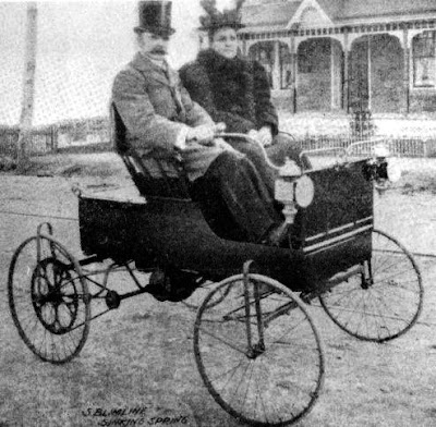 the invention of the automobile a major breakthrough in american history The history of the invention of the the history and origin of the car actually began from cornwall to london and in 1804 american inventor oliver evans.