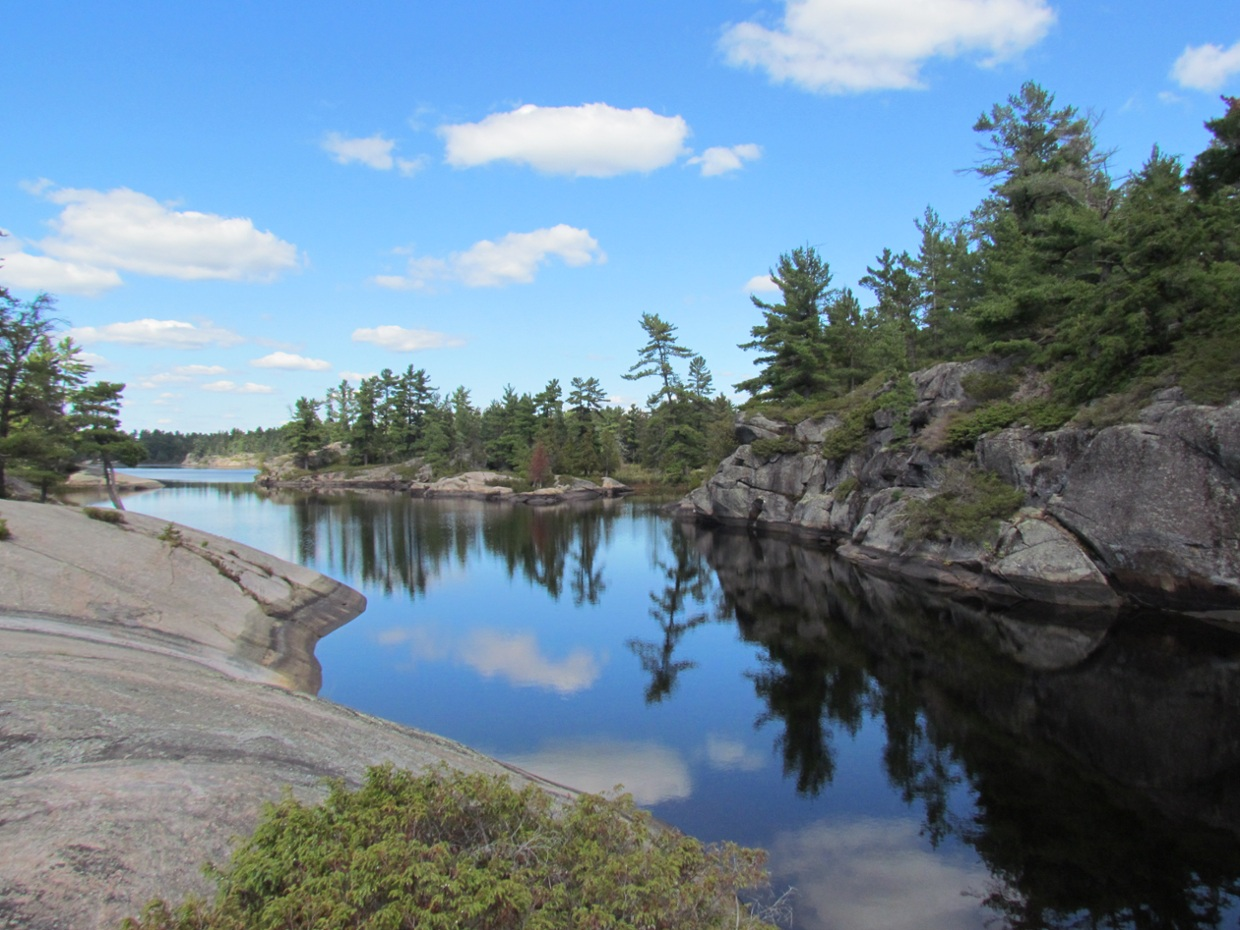 Pros and Cons of Extraction of the Canadian Shield By ...