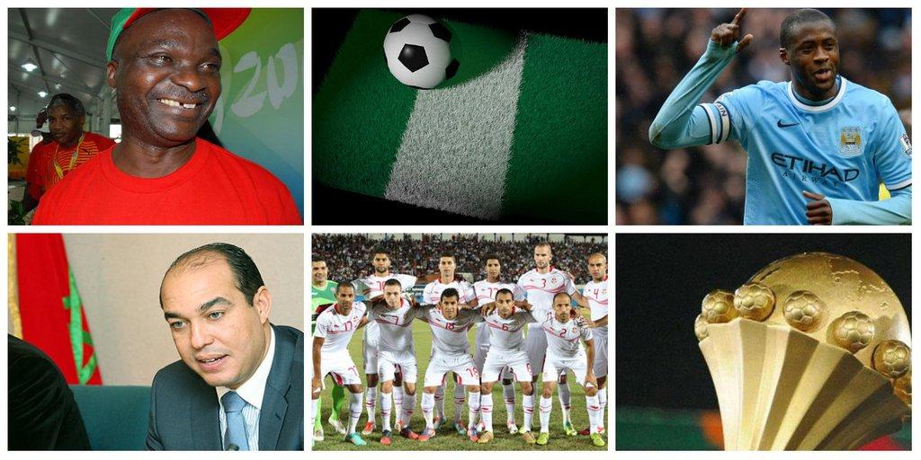 Coupe d 39 afrique des nations tes vous incollable sur le - Coupe afrique des nations 2015 groupe ...