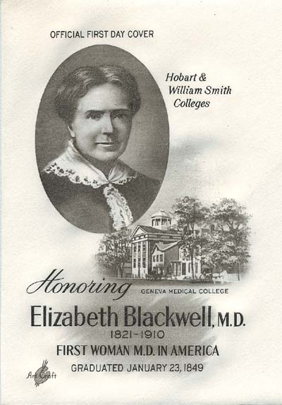 the life and works of elizabeth blackwell Elizabeth blackwell a niece of dr elizabeth blackwell, mrs elizabeth smith miller  miss alice stone blackwell then spoke on the life and work of her aunt.