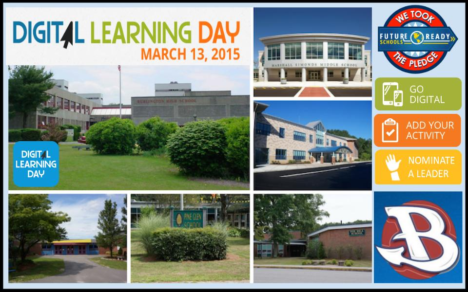 Digital Learning Day at BPS: March 13, 2015