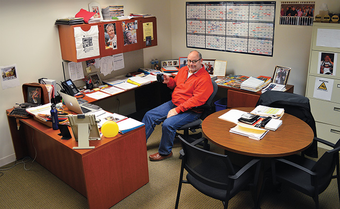 My Office: Marty Whitford, Editorial Director U0026 Publisher, Pest Management  Professional : Pest Management Professional
