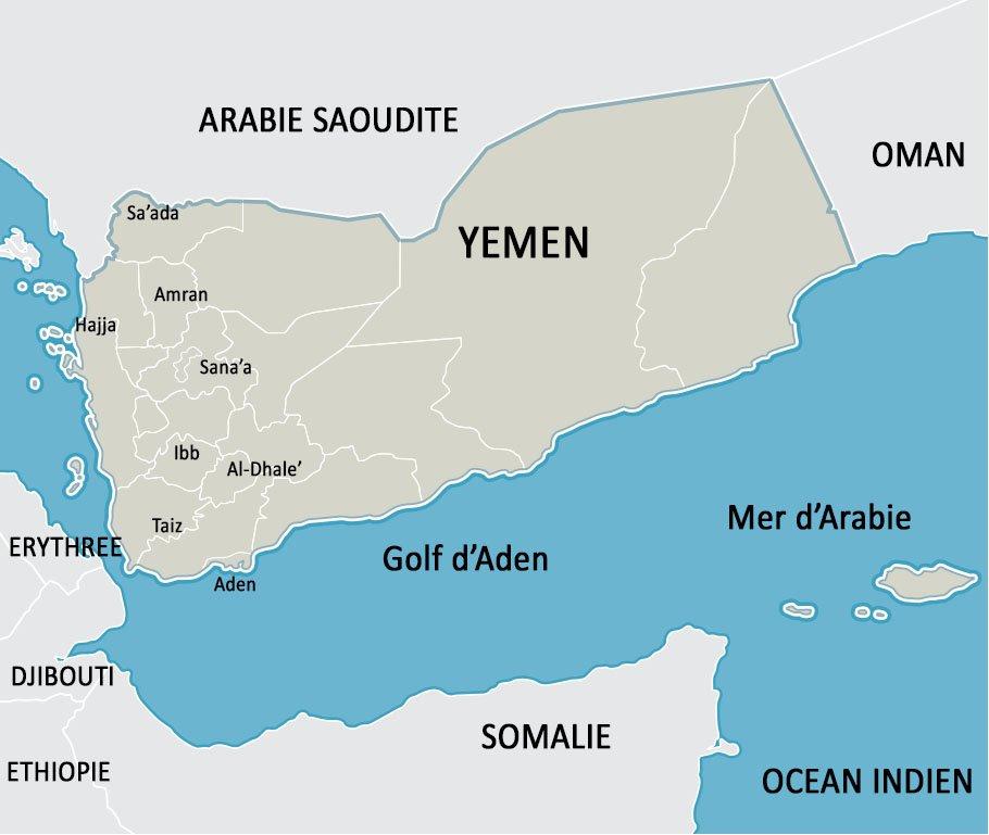 """Un humanitaire de MSF au Yémen raconte : """"Quand l'horreur dépasse l'horreur"""""""