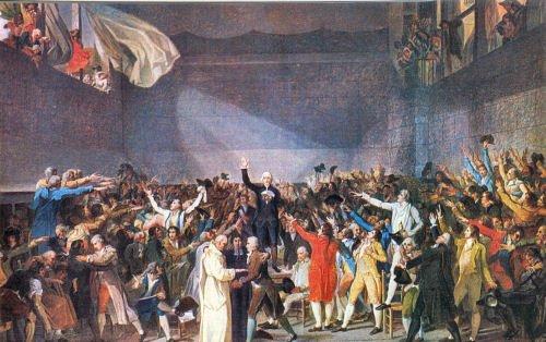 Fase 2 - Invloed van de verlichting in Frankrijk 18e eeuw