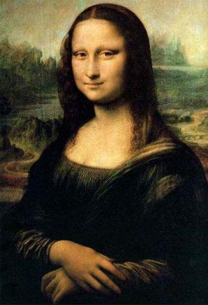 Descripcion Critica: La Mona Lisa, fue una obra hecha ent