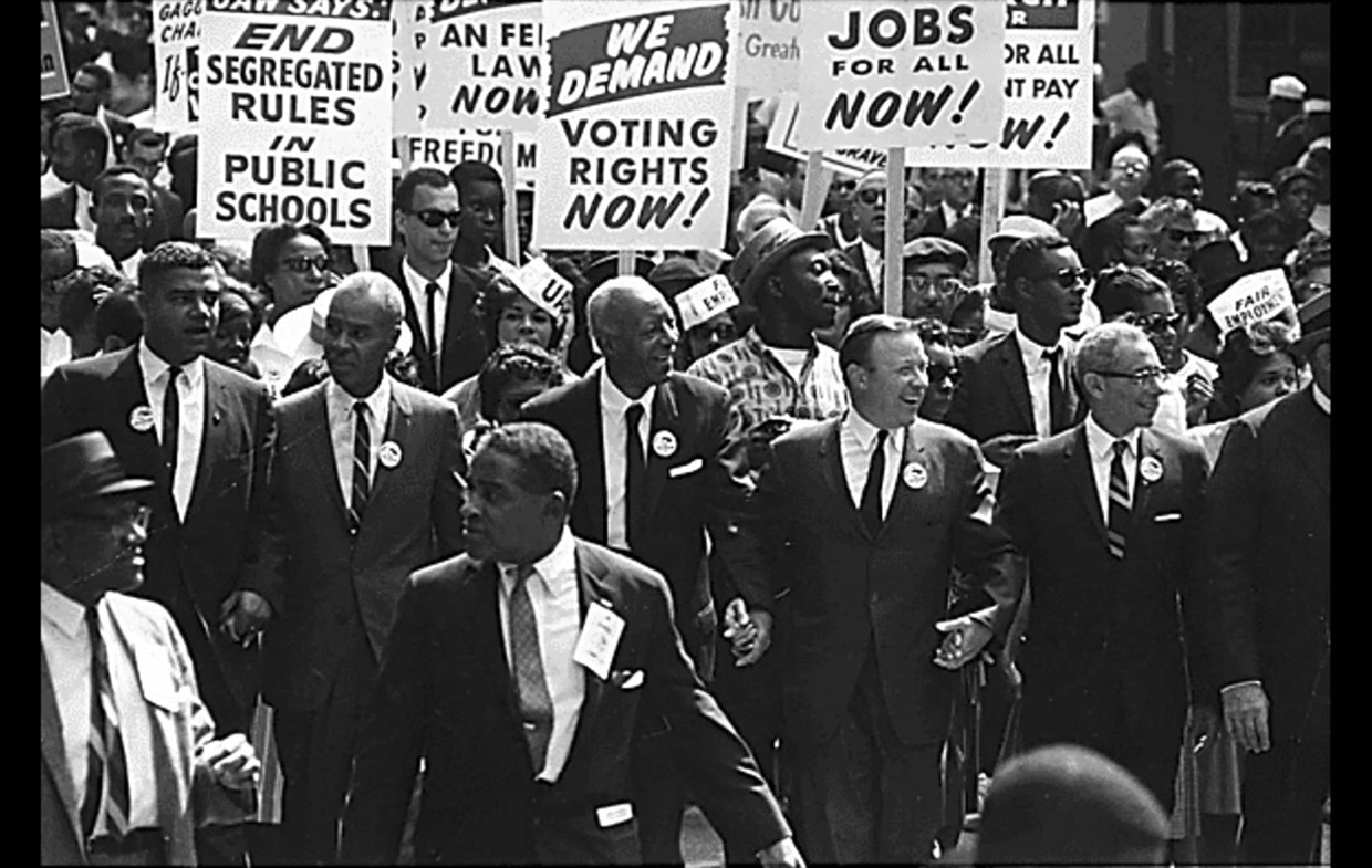 the civil rights movement and the black power movement Watts riots, black power and mlk's legacy - the black power movement was a more violent take on the civil rights movement, led by malcolm x learn about black power and the watts riots.