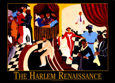 how was the harlem renaissance a rebirth