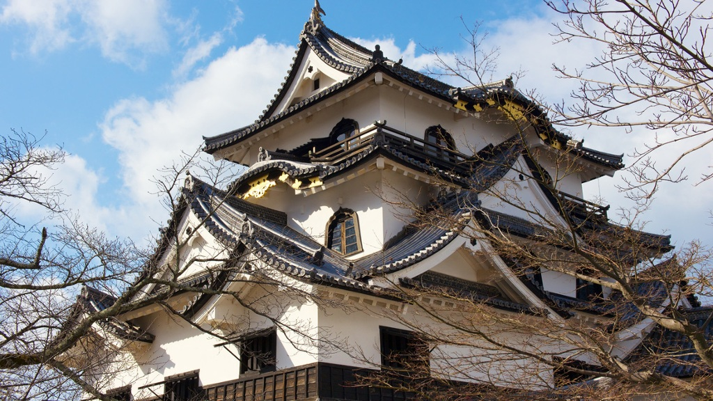 Within the walls of japanese architecture thinglink for Architecture japon