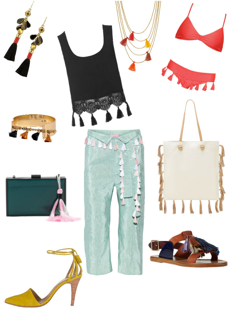 tassel summer fashion
