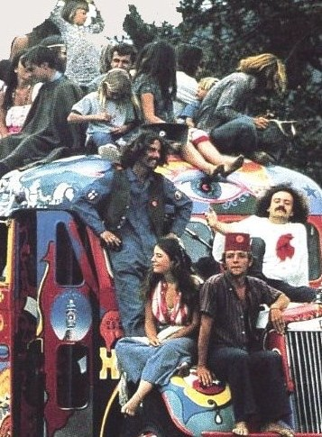 a study of the hippy movement Charles manson and his family, plus the use of cocaine brought down the hippie movement it hung in for awhile longer because of woodstock, but the.