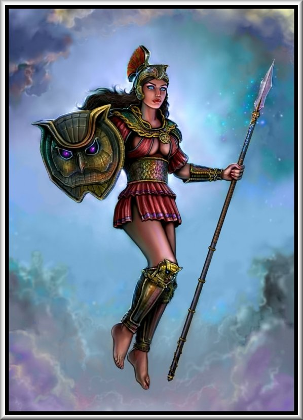 athena is the goddess of wisdom thinglink