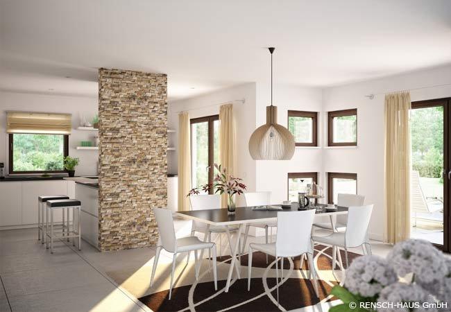 Wände im Haus verputzen oder tapezieren?