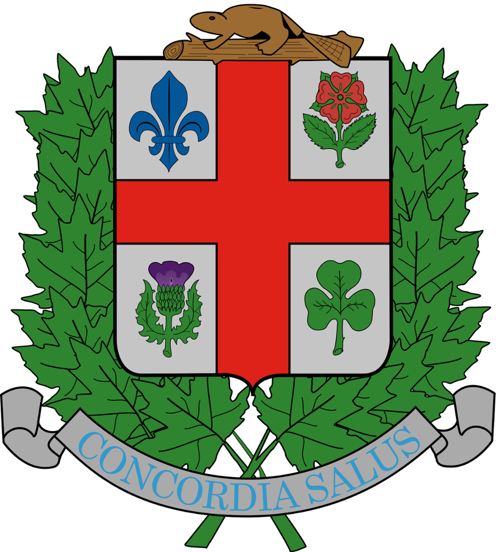 montreal u0027s coat of arms is celebrating a birthday it u0027s about