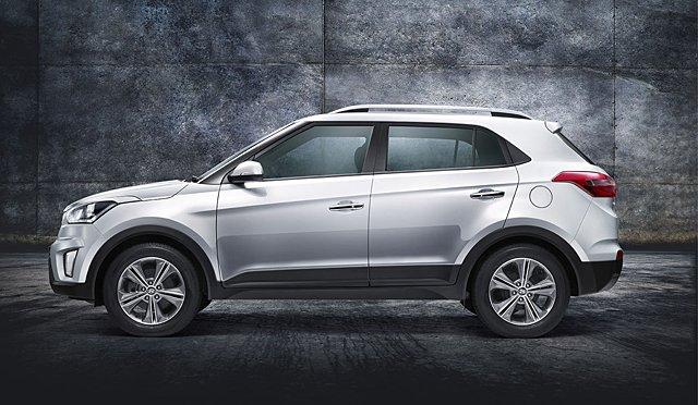 Hyundai Launches Seater Suv Creta Prices Start At Rs Lakh