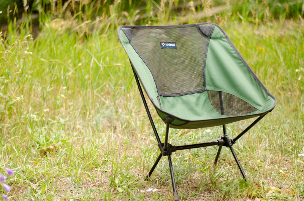 camping zero one vs chair ground helinox