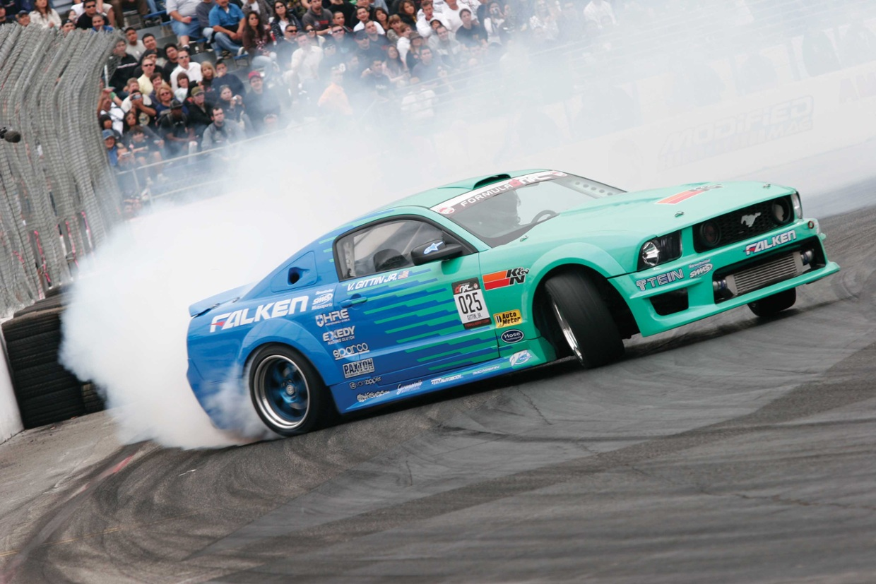 Drift Cars Have Different Tyres To Drift Better Thinglink