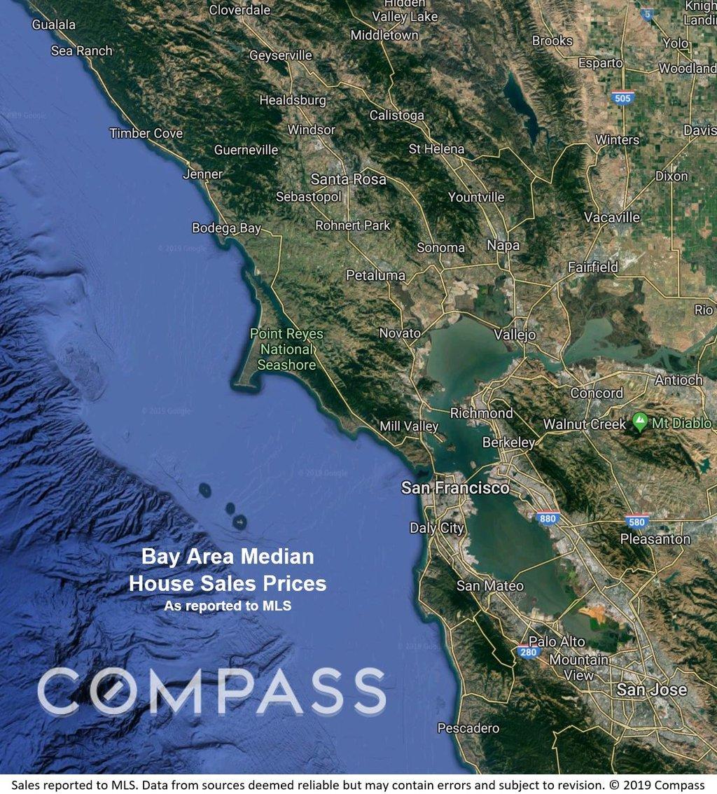 Bay Area Home Value Maps PARAGON
