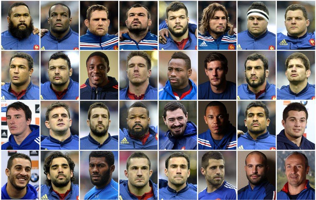 Cinq audois en équipe de france de rugby à xv - 28/06/2013 ...