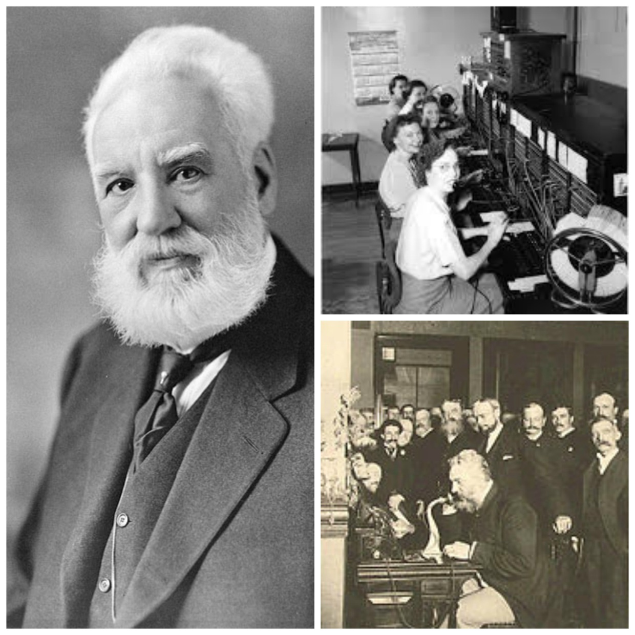 Alexander Graham Bell - Biography, Facts and Pictures Alexander graham bell images