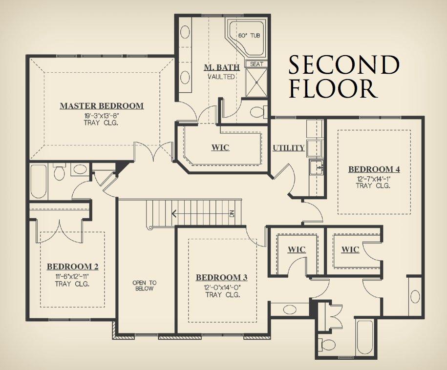 Interactive floorplan abigail homes green building 39 s for Home builder interactive floor plans