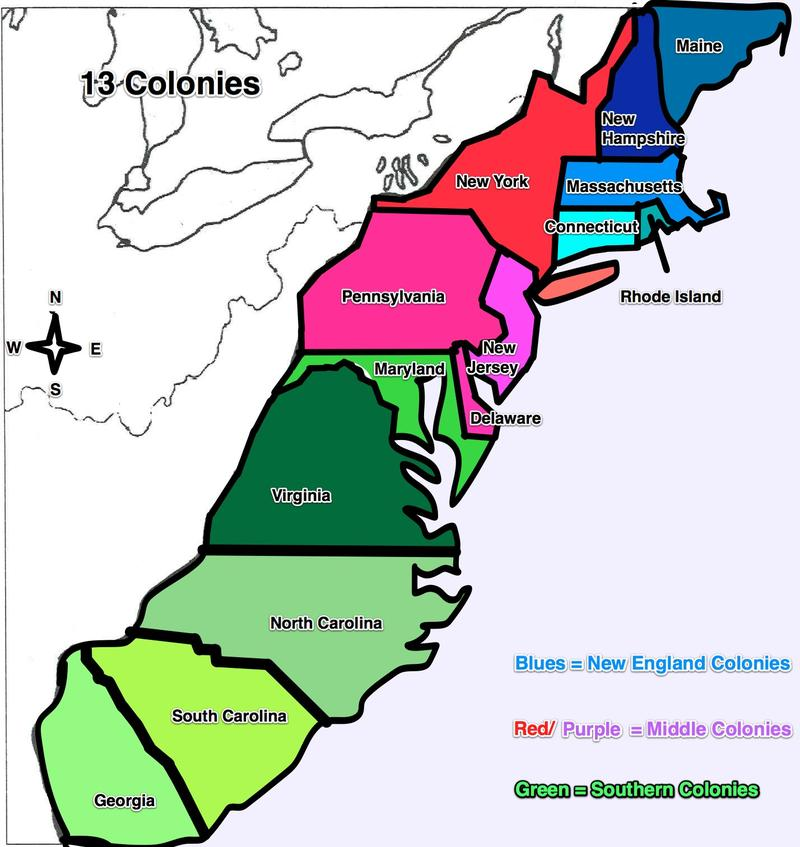 the differences in the development of the new world colonies The virginia and massachusetts colonies: similarities and differences both the english settlements of virginia and massachusetts were borne of the english people thinking that england was already becoming overcrowded, and that migrating to america would ease the problems of population boom (villamagna, et al, 2004.