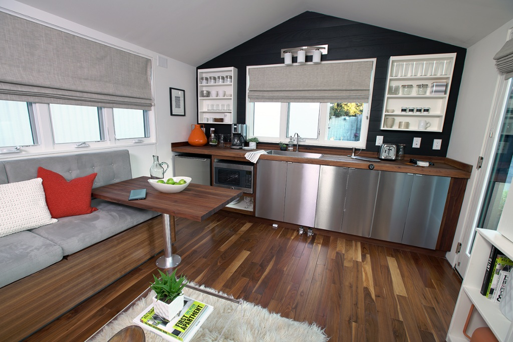 Introducing the intel smart tiny house exploring smart for Smarter small homes
