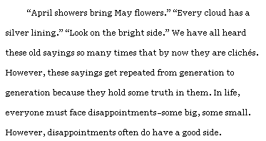 thesis comments hook