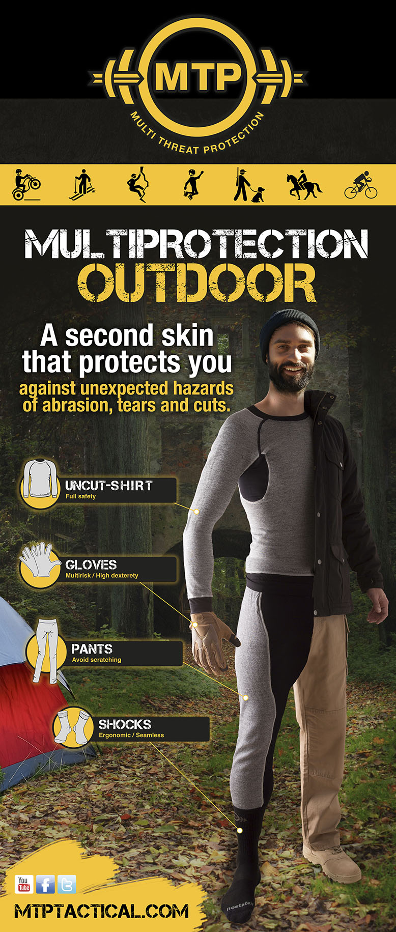 Multiprotection Outdoor