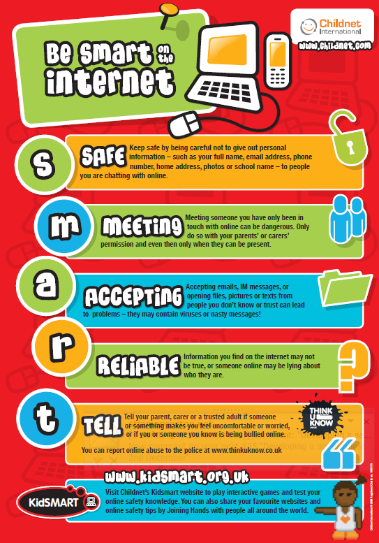 Ryan E-Safety Poster - ThingLink