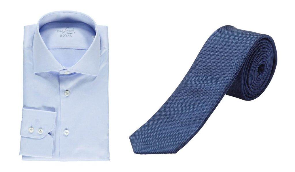 hemd und krawatte richtig kombinieren fashion up your life fashion up your life. Black Bedroom Furniture Sets. Home Design Ideas