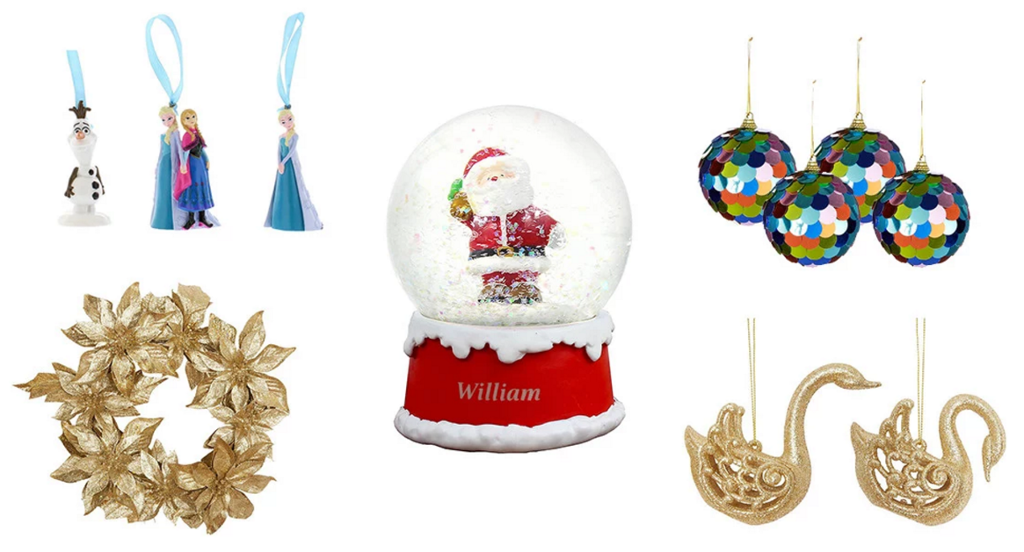 Funky christmas decorations to spruce up your home