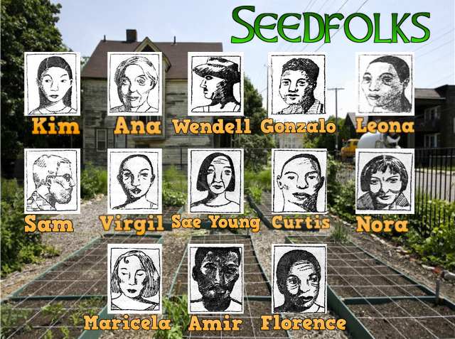 seedfolks reflection Looking for something to do in jericho whether you're a local, new in town or just cruising through we've got loads of great tips and events you can explore by.