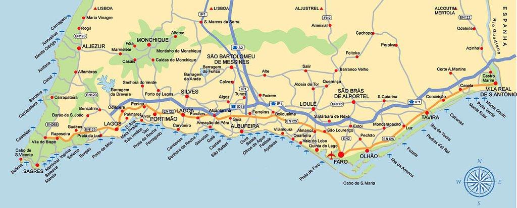 Caravanismo na Região do Algarve – Portugal 1
