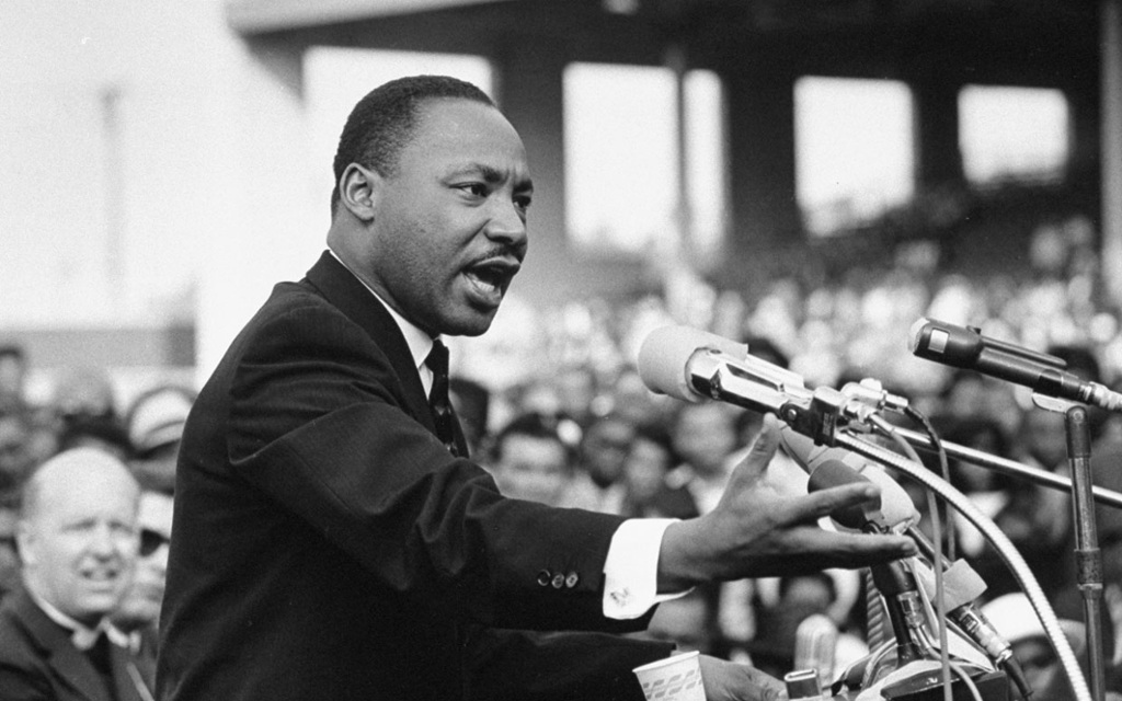 prejudice discrimination and views of the church and martin luther king jr on the subject