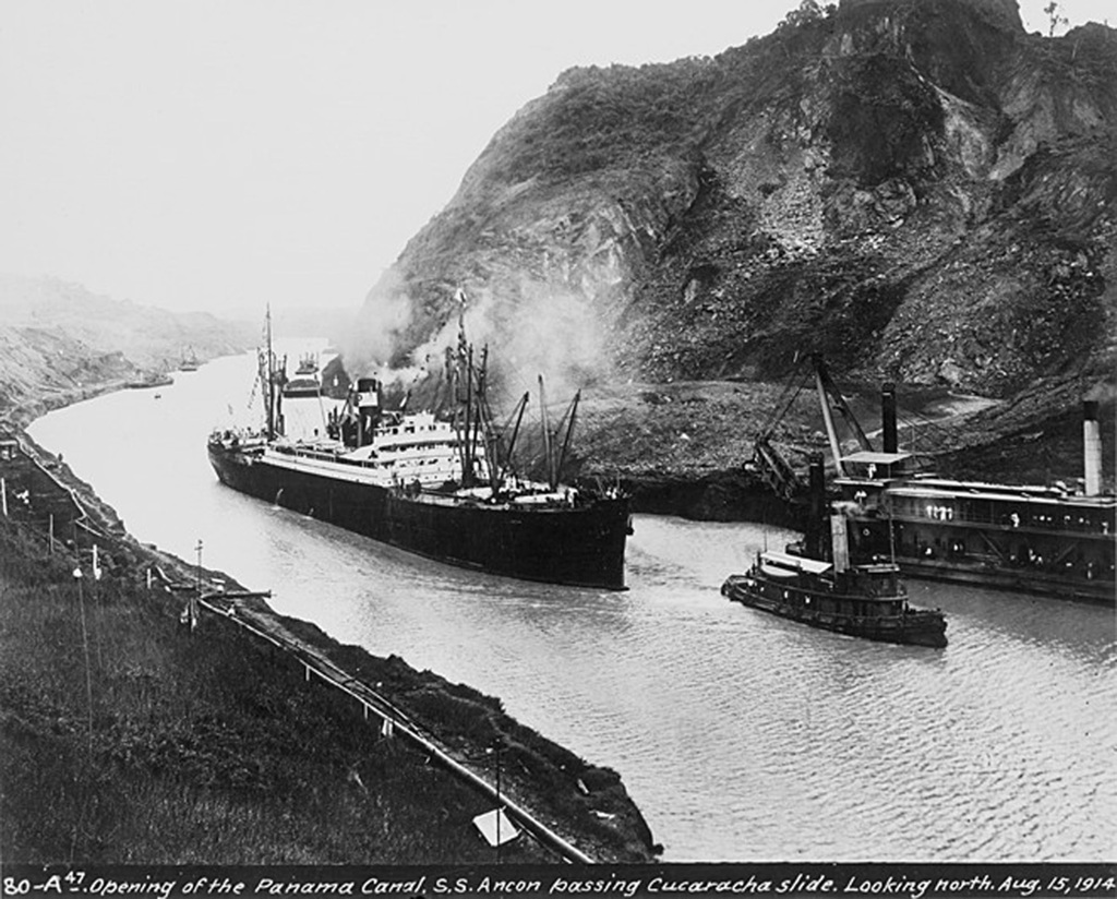 a history and an overview of the panama canal