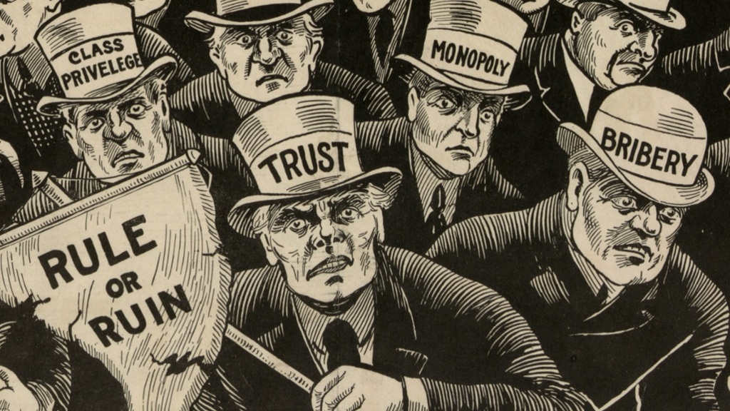 monopolies in the progressive era What tool did president roosevelt use to dismantle trusts and monopolies during the progressive era - 3807427.