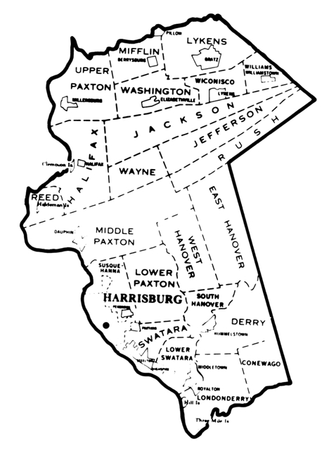 Dauphin County Property And Taxes