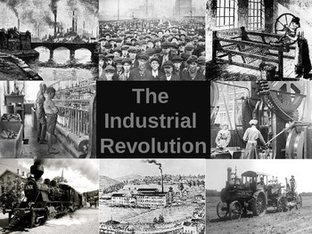 a discussion on the industrialization of weapons during the industrial revolution