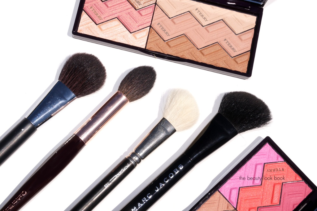 By Terry Sun Designer Palettes for Spring - Tan and Flash