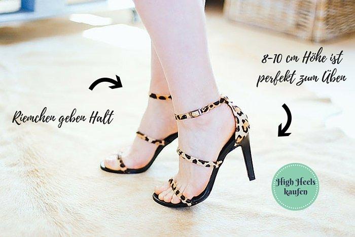 high heels so klappt 39 s mit hohen schuhen qoolart. Black Bedroom Furniture Sets. Home Design Ideas