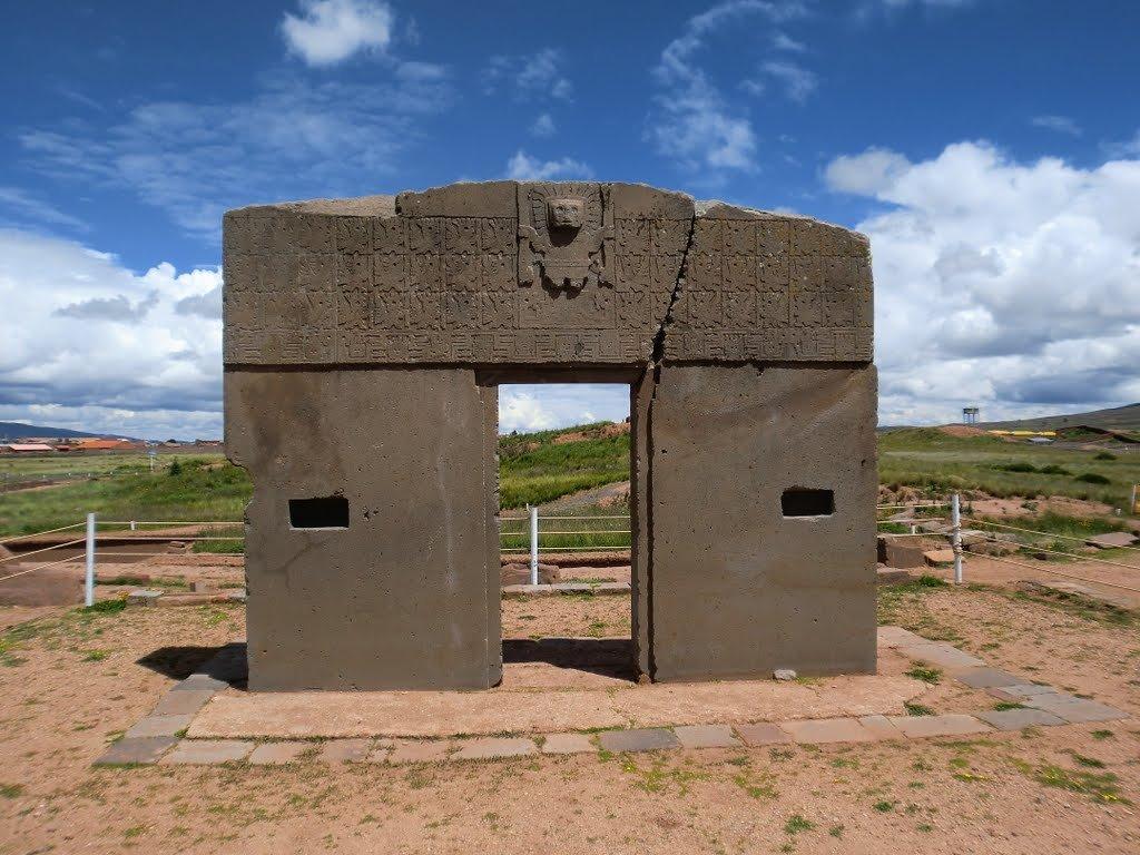 tiwanaku puerta del sol thinglink