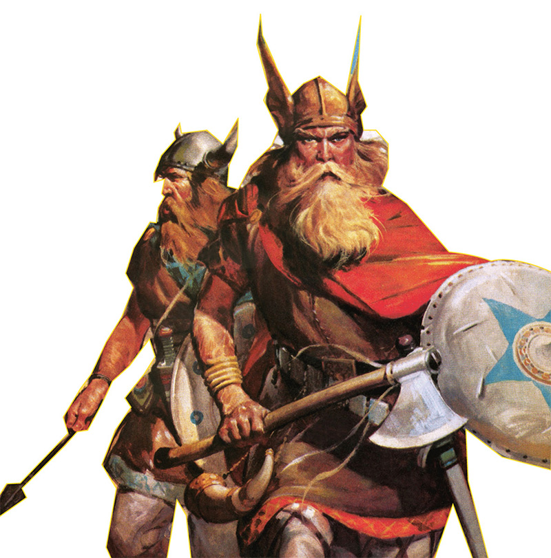 who are the vikings history today