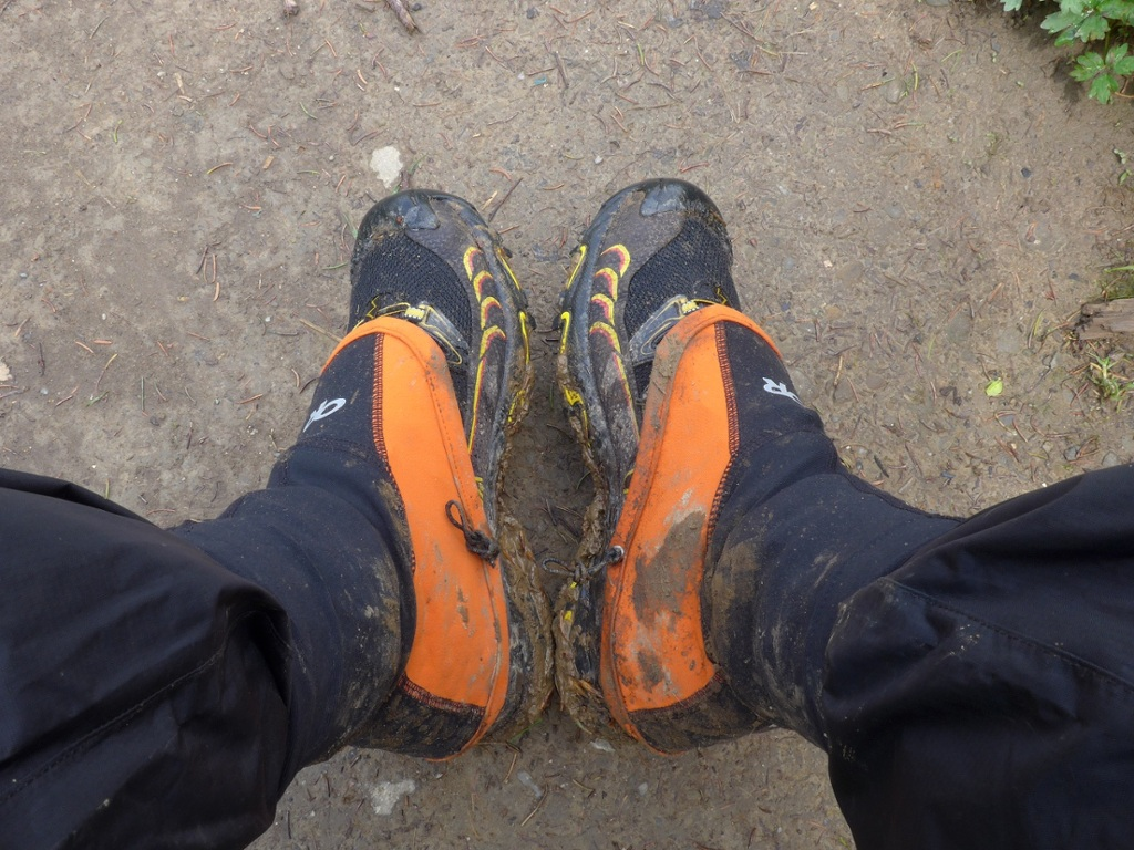 Hiking Outfit - La Sportiva Ultra Raptor Trailrunners