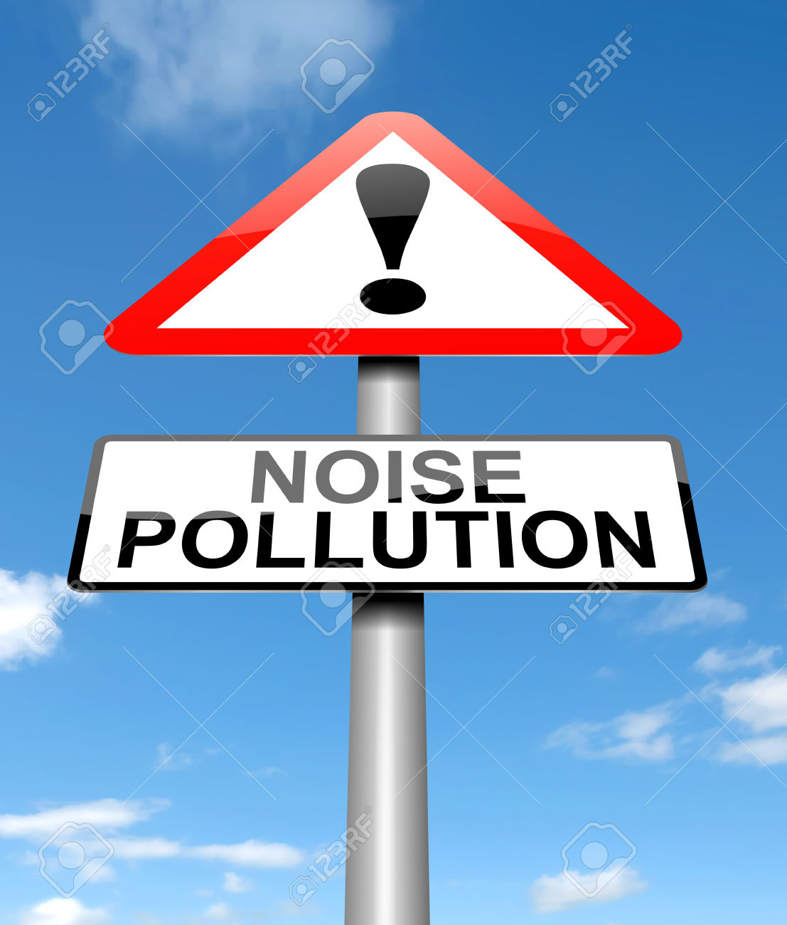 Noise Pollution Thinglink